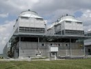 4 water cooling towers, 24 MW