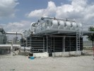 Water cooling towers (flat construction), 12 MW